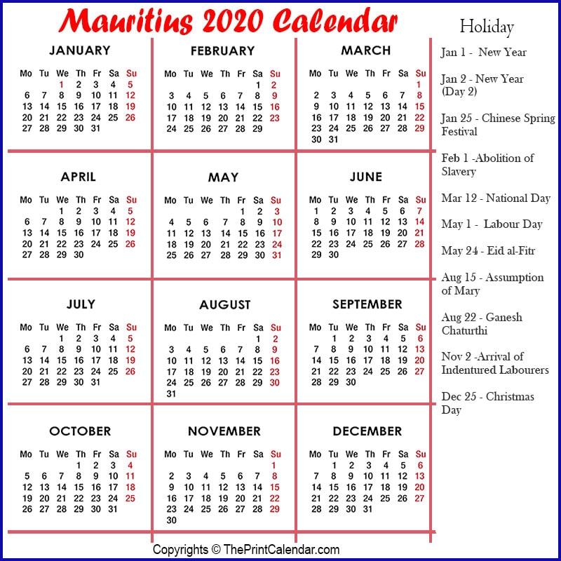 Public Holidays 2019 Mauritius Calendar Anexa Wild This page contains a calendar of all 2021 public holidays for mauritius. anexa wild